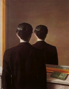 La Reproduction Interdite (René Magritte, 1937)