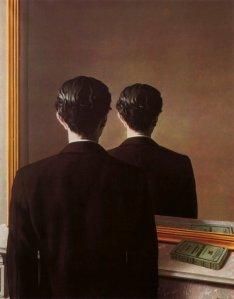 La Reproduction Interdite (René Magritte, 1937)