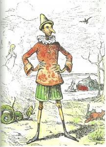 Pinocchio (Enrico Mazzanti, entre 1852 e1910)
