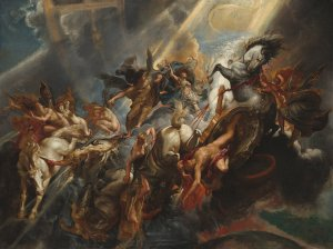 The Fall of Phaeton (Rubens, Peter Paul, 1604/1605)