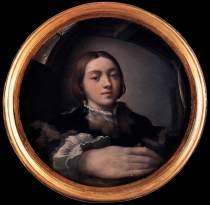Self-portrait in a convex mirror (Parmigianino, 1524) - www.metmuseum.org