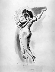 Dancing Couple (Boardman Robinson, 1924) - www.metmuseum.org