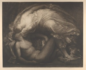 Diana and Endymion (George Frederic Watts, 1891) - www.metmuseum.org