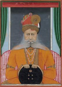 Maharaja Sardar Singh of Bikaner (Chotu, 1860-70) - www.metmuseum.org