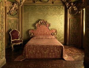 Bedroom from the Sagredo Palace (Stuccowork probably by Abbondio Stazio of Massagno, 1718)