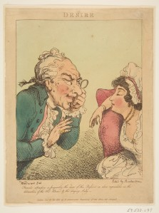 Desire (Thomas Rowlandson, 1800) - www.metmuseum.org
