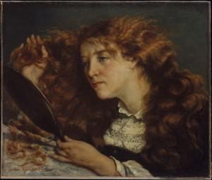 Jo, La Belle Irlandaise (Gustave Courbet, 1865–66) - www.metmuseum.org