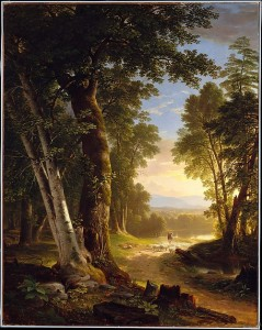The Beeches (Asher Brown Durand, 1845) - www.metmuseum.org